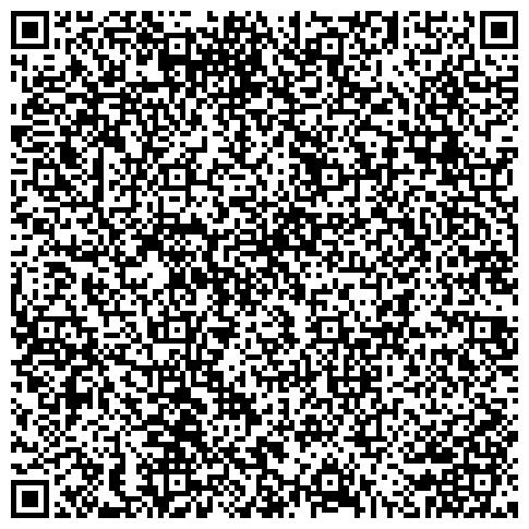 QR-код с контактной информацией организации Территориальный отдел Управления Федеральной службы по надзору в сфере защиты прав потребителей и благополучия человека  в городе Осинники, и городе Калтане