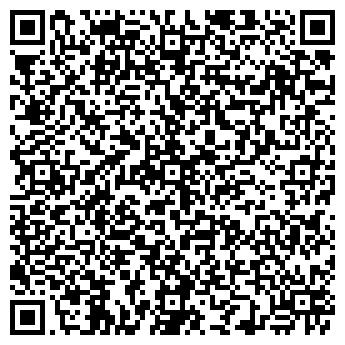 QR-код с контактной информацией организации ORION САЛОН СВЕТА