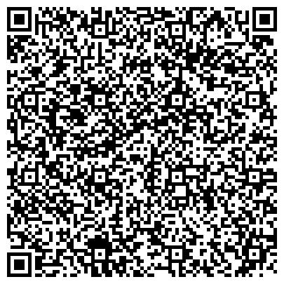 QR-код с контактной информацией организации Межрайонный отдел № 2  филиала «ФКП Росреестра» по Кемеровской области