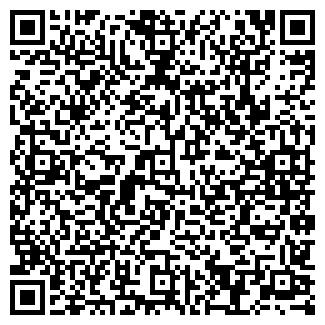 QR-код с контактной информацией организации X-SIVEAVTO