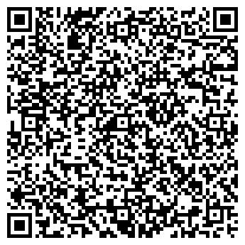 QR-код с контактной информацией организации ГАЛИНА САЛОН