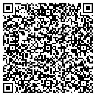 QR-код с контактной информацией организации ПАРФЮМ