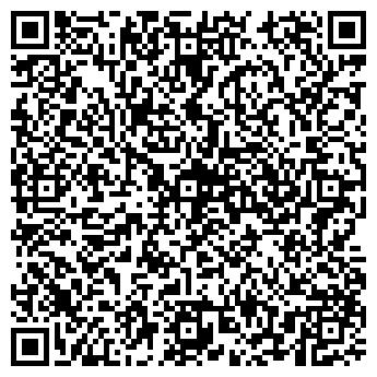 QR-код с контактной информацией организации ТАЙНЫ ПАРИЖА