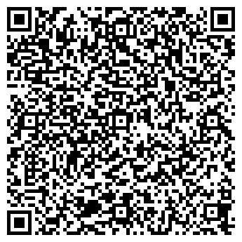 QR-код с контактной информацией организации ЧАРОВНИЦА КЛУБ