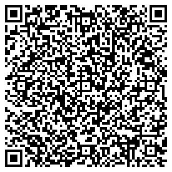 QR-код с контактной информацией организации ЛЕДА, СЕТЬ ХИМЧИСТОК, ООО