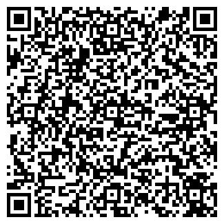 QR-код с контактной информацией организации ООО ЯВИК