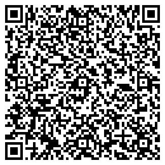QR-код с контактной информацией организации ОМГТУ