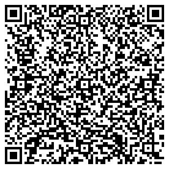 QR-код с контактной информацией организации ДК ИМ. КРАСНОЙ ГВАРДИИ