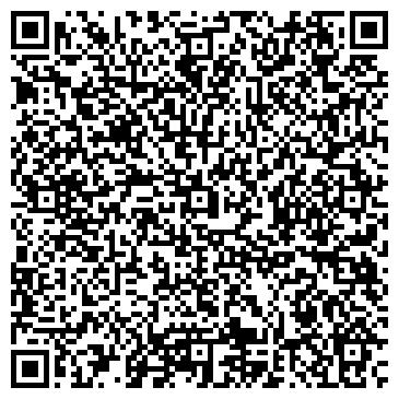 QR-код с контактной информацией организации ПОСОЛЬСТВО ВРЕМЕННОГО ПРАВИТЕЛЬСТВА АФГАНИСТАН