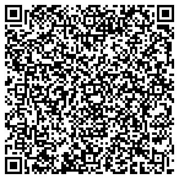 QR-код с контактной информацией организации ОМСКИЙ ТОРГОВО-ЭКОНОМИЧЕСКИЙ КОЛЛЕДЖ