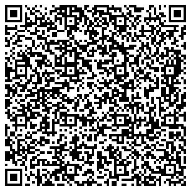 QR-код с контактной информацией организации ОМСКАЯ РЕСПУБЛИКАНСКАЯ ШКОЛА ВЫСШЕГО СПОРТИВНОГО МАСТЕРСТВА