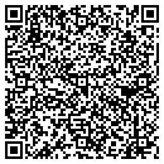 QR-код с контактной информацией организации АЛЬДИНЕ