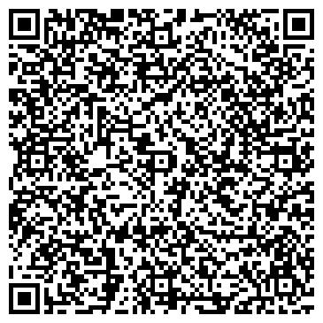 QR-код с контактной информацией организации АДМИНИСТРАЦИЯ ЛЕНИНСКОГО АО