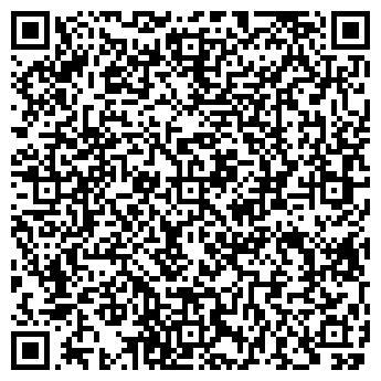 QR-код с контактной информацией организации МАДОННА ШЕЙПИНГ-ЦЕНТР