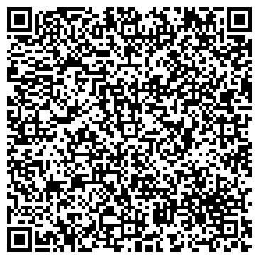 QR-код с контактной информацией организации ТОПОЛИНЫЙ СПОРТИВНЫЙ КОМПЛЕКС