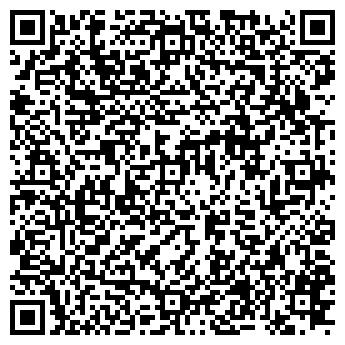 QR-код с контактной информацией организации ВИВАТ ООО МАГАЗИН ООО АВТ
