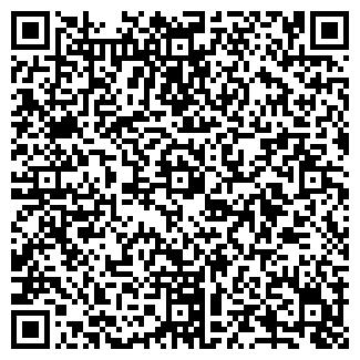 QR-код с контактной информацией организации КЛУБ 4X4, ООО