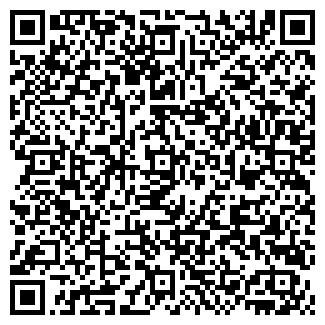 QR-код с контактной информацией организации ВЫСТАВОЧНЫЙ ЗАЛ ОМСКОГО ДОМА ХУДОЖНИКОВ