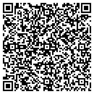 QR-код с контактной информацией организации КВАДРАТ АРТ-ГАЛЕРЕЯ