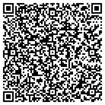 QR-код с контактной информацией организации ОМСКИЙ ЦЕНТР МЕЖЕВАНИЯ
