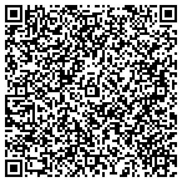 QR-код с контактной информацией организации ОБРАЗЦОВАЯ ТЕХНИЧЕСКАЯ ШКОЛА ВОДИТЕЛЕЙ БТР ФИЛИАЛ