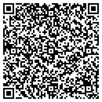 QR-код с контактной информацией организации КАСКАД П, ЗАО