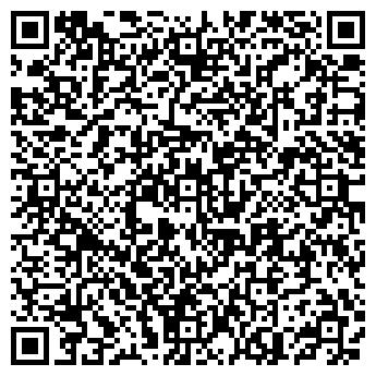 QR-код с контактной информацией организации МЕГАПОЛИС СПОРТ ОДЮСШ