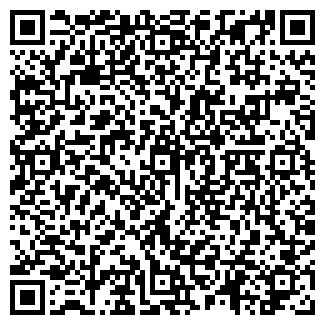 QR-код с контактной информацией организации МЕГАПОЛИС ПКФ