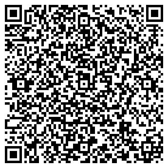 QR-код с контактной информацией организации ГЕНЕТИЧЕСКАЯ КЛИНИКА