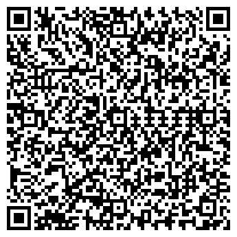 QR-код с контактной информацией организации ГОСТИНИЦА АО ТЗРО