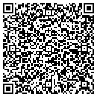 QR-код с контактной информацией организации HAIRDRESSER CLUB