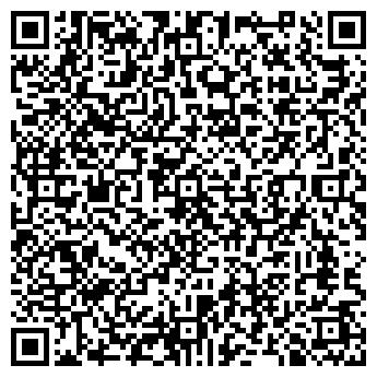 QR-код с контактной информацией организации САЛОН ПРИЧЕСКИ ИРИНА