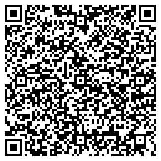 QR-код с контактной информацией организации ALESSANDRO САЛОН