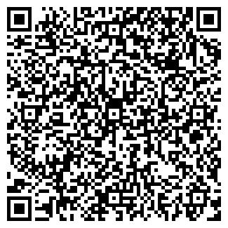 QR-код с контактной информацией организации DALI СТУДИЯ