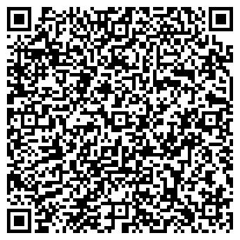 QR-код с контактной информацией организации FLEUR САЛОН КРАСОТЫ