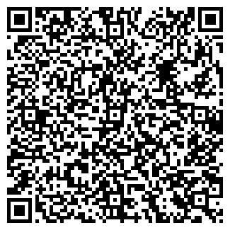 QR-код с контактной информацией организации ТОМСКМЯСО ОАО