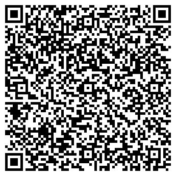 QR-код с контактной информацией организации «Проект 111»