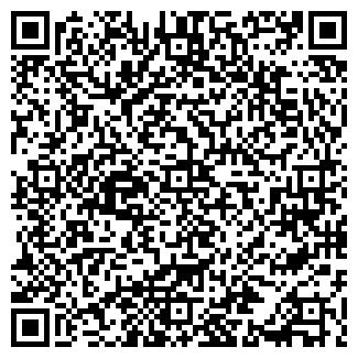 QR-код с контактной информацией организации РИТМ КООПЕРАТИВ