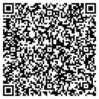QR-код с контактной информацией организации ТОМСКИЕ УЗОРЫ