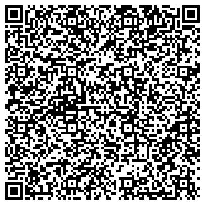 QR-код с контактной информацией организации Представительство ФМС России в Киргизской Республике