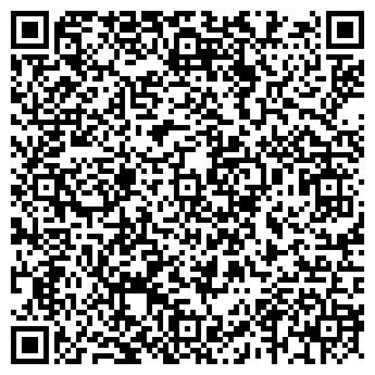 QR-код с контактной информацией организации БУРДА