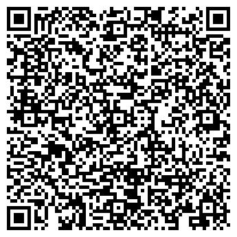 QR-код с контактной информацией организации РИНОС ООО