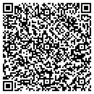 QR-код с контактной информацией организации ПАРИТЕТ МАГАЗИН