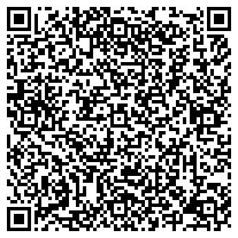 QR-код с контактной информацией организации ЯКУБОВСКИЙ ЧП МАГАЗИН
