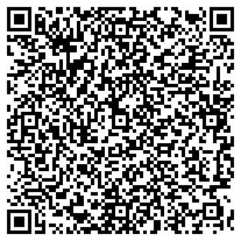 QR-код с контактной информацией организации ЖЕЛЕЗНЫЙ ЗАНАВЕС