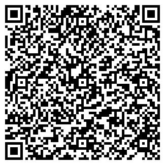 QR-код с контактной информацией организации ЛЭНДВИЛЛ