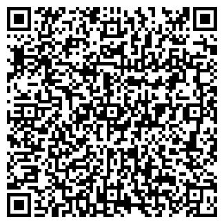 QR-код с контактной информацией организации АЗИЯЛЕС