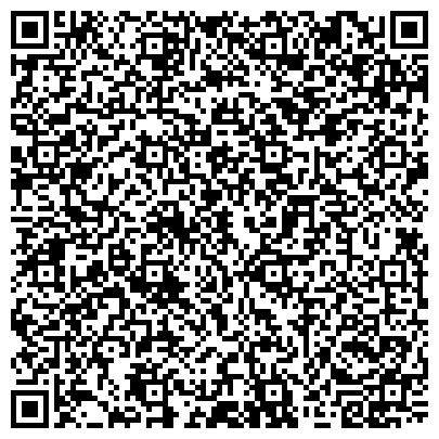QR-код с контактной информацией организации ЭКОНОМИКИ, СТАТИСТИКИ И ИНФОРМАТИКИ МОСКОВСКИЙ ГОСУДАРСТВЕННЫЙ УНИВЕРСИТЕТ (МЭСИ ТУСУР)