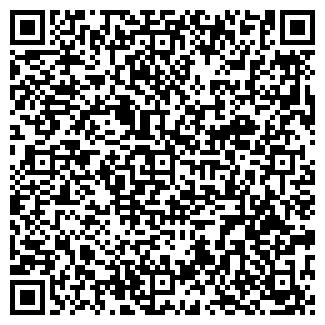 QR-код с контактной информацией организации СТС КАНАЛ