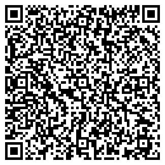 QR-код с контактной информацией организации РЕТРО FM ТОМСК